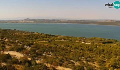 Pakoštane, Drage, Vransko lake, HD rotating camera
