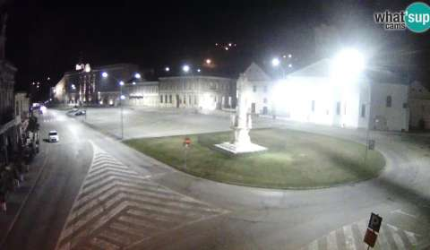 Požega center, webcam