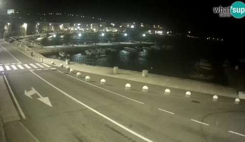 Senj - waterfront