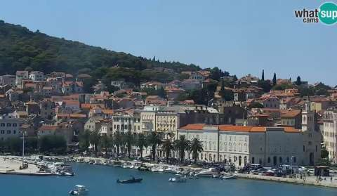 Split - HD okretna kamera, panorama