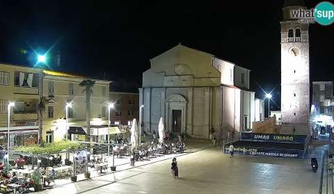 Umag Panoramic webcam