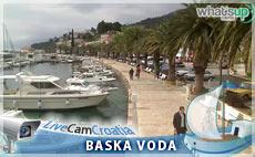 Baška Voda - marina