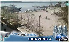 Crikvenica, Trg Stjepana Radića