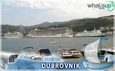 Dubrovnik, obala Lapad