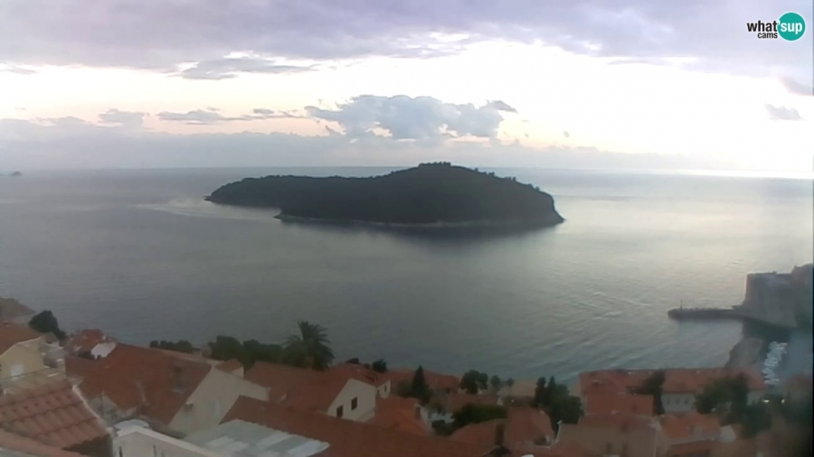 Dubrovnik - otok Lokrum