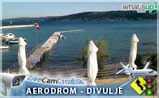 Aerodrom - Split, Divulje