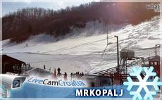 Ski centar, Mrkopalj