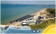 Nin - plaža