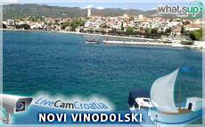 Novi Vinodolski - lučica