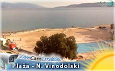 Novi vinodolski - Gradska plaža