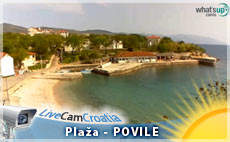 Povile - Plaža