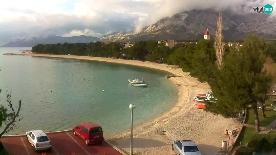 Promajna - plaža, Baska Voda