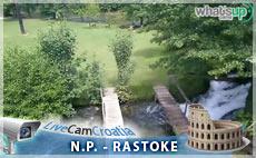 Rastoke, nacionalni park
