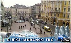 Rijeka, Korzo, Jadranski trg