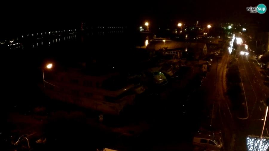 Rijeka, pogled na rivu