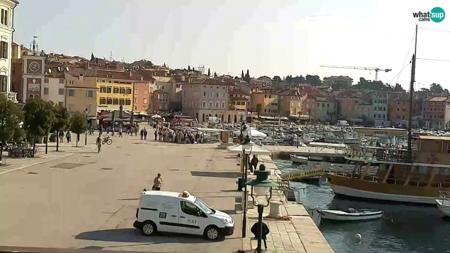 Rovinj - City center