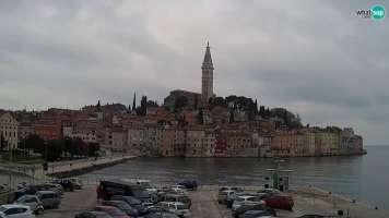 Rovinj - panorama grada