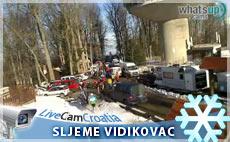 Sljeme - Vidikovac