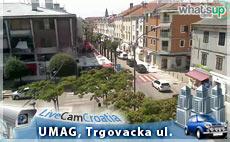 Umag - Trgovačka ulica
