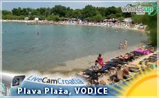 Vodice - Plava plaža