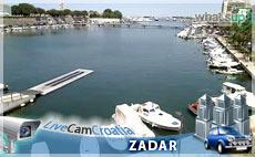 Zadar, panorama