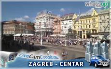 Zagreb, Ban Jelačić