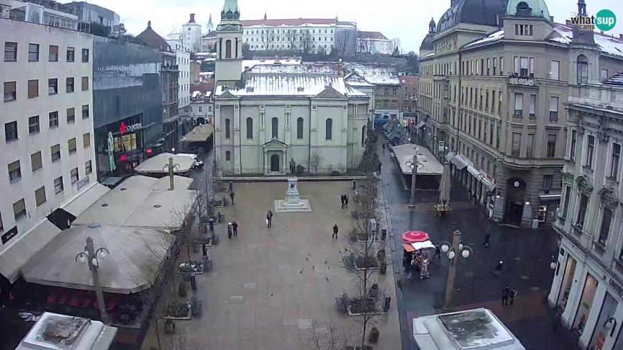 Zagreb - Cvjetni Trg