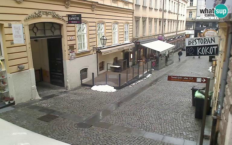 Zagreb - Tomićeva ulica