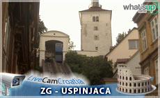 Zagreb - Uspinjača