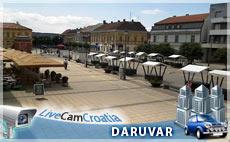 Daruvar, Trg kralja tomislava