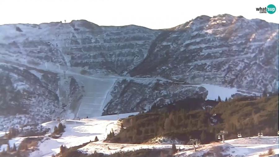 W ITA Skijališta Zoncolan - Tamai
