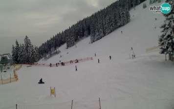 SLO - Golte, Ski center