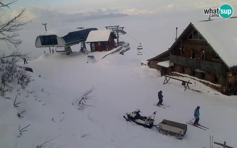 SLO - Stari Vrh - vrh uspinjače