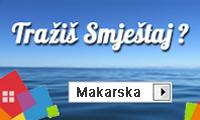 Apartmani i privatni smještaj u Makarskoj