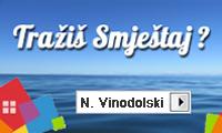 Apartmani i privatni smještaj u Novom Vinodolskom