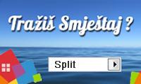 Apartmani i privatni smještaj u Splitu