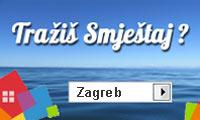 Apartmani i privatni smještaj u Zagrebu