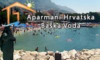 Apartmani Hrvatska Baska Voda