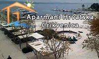 Apartmani Hrvatska Crikvenica