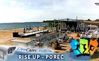 Rise Up Poreč - panorama