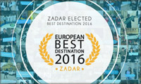 European Best Destinations 2016 ZADAR